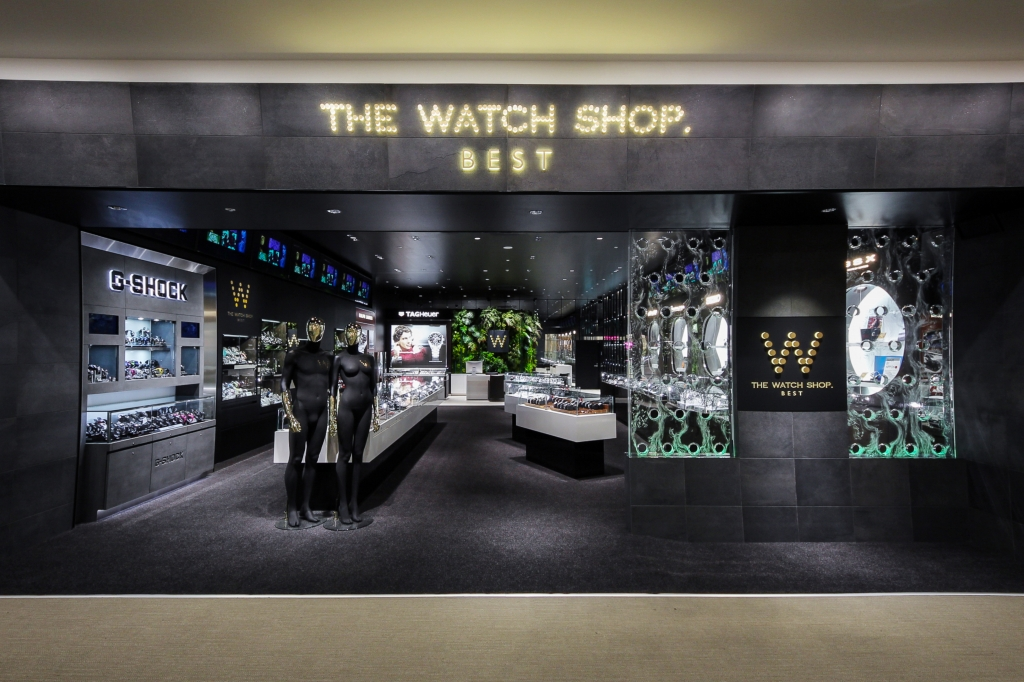 THE WATCH SHOP.ららぽーと EXPOCITY 2F