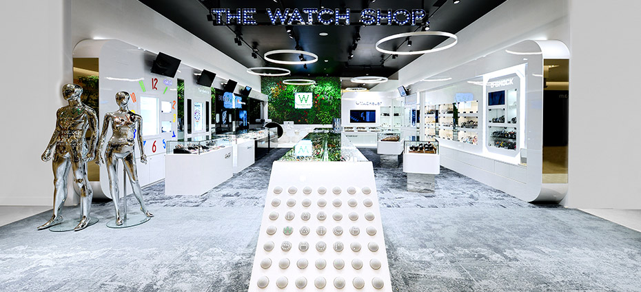 THE WATCH SHOP.グランツリー武蔵小杉