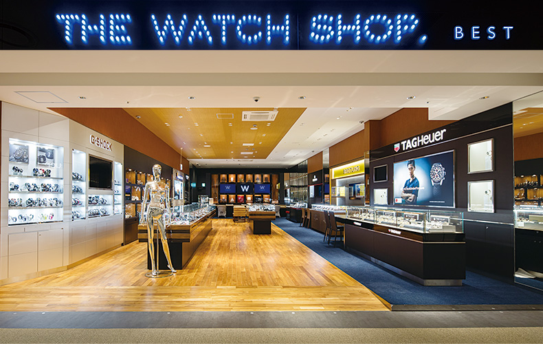 THE WATCH SHOP.ららぽーと湘南平塚